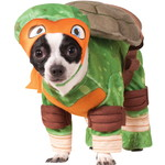 ハロウィンSPECIAL Teenage Mutant Ninja Turtles Michelangelo Dog Costume