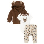 THE CHILDREN'S PLACE/チルドレンズプレイス Moose 3-Piece Playwear セット