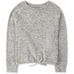 THE CHILDREN'S PLACE/チルドレンズプレイス Active Tie Front Lightweight Sweater トップ