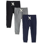 THE CHILDREN'S PLACE/チルドレンズプレイス Active French Terry Jogger パンツ 3パック