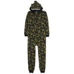 THE CHILDREN'S PLACE/チルドレンズプレイス Adult Matching Family Dino Fleece One Piece パジャマ