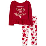 THE CHILDREN'S PLACE/チルドレンズプレイス Valentine's Day Dad Outfit セット