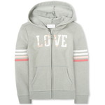 THE CHILDREN'S PLACE/チルドレンズプレイス Active Striped French Terry Zip Up フーディー