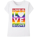 THE CHILDREN'S PLACE/チルドレンズプレイス Unisex Kids Matching Family Pride Graphic Tシャツ
