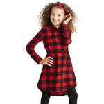 THE CHILDREN'S PLACE/チルドレンズプレイス Matching Family Buffalo Plaid Shirtドレス