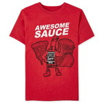 THE CHILDREN'S PLACE/チルドレンズプレイス Awesome Sauce Graphic Tシャツ