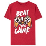 THE CHILDREN'S PLACE/チルドレンズプレイス Beat The Game Graphic Tシャツ