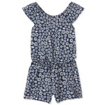 THE CHILDREN'S PLACE/チルドレンズプレイス Floral Ruffle Romper