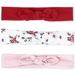 THE CHILDREN'S PLACE/チルドレンズプレイス Floral Bow Headwrap 3パック