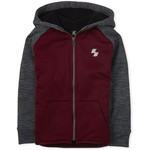 THE CHILDREN'S PLACE/チルドレンズプレイス Active Performance Zip Up フード