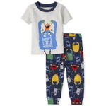 THE CHILDREN'S PLACE/チルドレンズプレイス Monster Snug Fit Cotton パジャマ