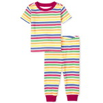 THE CHILDREN'S PLACE/チルドレンズプレイス Striped Snug Fit Cotton パジャマ