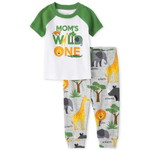 THE CHILDREN'S PLACE/チルドレンズプレイス Wild One Snug Fit Cotton パジャマ