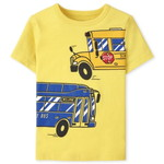 THE CHILDREN'S PLACE/チルドレンズプレイス Bus Graphic Tee