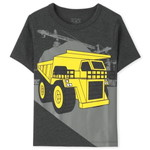 THE CHILDREN'S PLACE/チルドレンズプレイス Truck Graphic Tee