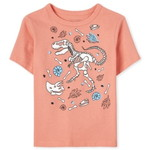 THE CHILDREN'S PLACE/チルドレンズプレイス Dino Graphic Tee