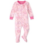 THE CHILDREN'S PLACE/チルドレンズプレイス Magical Snug Fit Cotton One Piece パジャマ