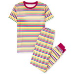 THE CHILDREN'S PLACE/チルドレンズプレイス Unisex Adult Matching Family Striped Cotton パジャマ