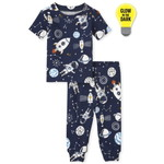 THE CHILDREN'S PLACE/チルドレンズプレイス Glow Space Snug Fit Cotton パジャマ