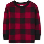 THE CHILDREN'S PLACE/チルドレンズプレイス Buffalo Plaid Thermal トップ