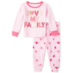 THE CHILDREN'S PLACE/チルドレンズプレイス Family Snug Fit Cotton パジャマ