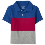 THE CHILDREN'S PLACE/チルドレンズプレイス Colorblock Jersey Polo