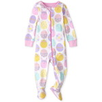 THE CHILDREN'S PLACE/チルドレンズプレイス Easter Bunny Snug Fit Cotton One Piece パジャマ