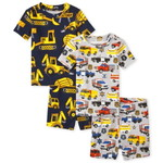 THE CHILDREN'S PLACE/チルドレンズプレイス Transportation Snug Fit Cotton パジャマ 2Pack