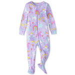 THE CHILDREN'S PLACE/チルドレンズプレイス Magical Unicorn Snug Fit Cotton One Piece パジャマ