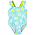 THE CHILDREN'S PLACE/チルドレンズプレイス Daisy One Piece Swimsuit