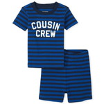 THE CHILDREN'S PLACE/チルドレンズプレイス Cousin Crew Snug Fit Cotton パジャマ