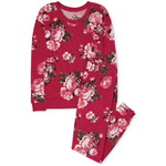 THE CHILDREN'S PLACE/チルドレンズプレイス Womens Mommy And Me Floral Velour Matching パジャマ