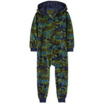 THE CHILDREN'S PLACE/チルドレンズプレイス Camo Fleece One Piece パジャマ