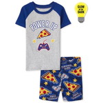 THE CHILDREN'S PLACE/チルドレンズプレイス Glow Pizza Snug Fit Cotton パジャマ