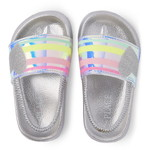 THE CHILDREN'S PLACE/チルドレンズプレイス Glitter Heart Holographic Slides