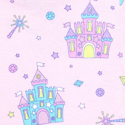 THE CHILDREN'S PLACE/チルドレンズプレイス Tiara Castle Snug Fit Cotton 4Piece パジャマ