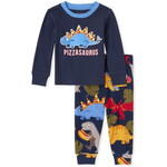 THE CHILDREN'S PLACE/チルドレンズプレイス Pizzasaurus Snug Fit Cotton パジャマ