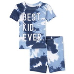 THE CHILDREN'S PLACE/チルドレンズプレイス Tie Dye Snug Fit Cotton パジャマ