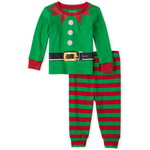 THE CHILDREN'S PLACE/チルドレンズプレイス Matching Family Elf Snug Fit Cotton パジャマ