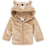 THE CHILDREN'S PLACE/チルドレンズプレイス Bear Faux Fur Cozy Jacket