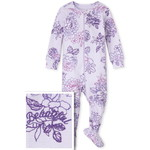 THE CHILDREN'S PLACE/チルドレンズプレイス Mommy And Me Beautiful Matching Snug Fit Cotton One Piece パジャマ