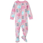 THE CHILDREN'S PLACE/チルドレンズプレイス Elephant Snug Fit Cotton One Piece パジャマ
