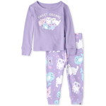 THE CHILDREN'S PLACE/チルドレンズプレイス Glow Animals Snug Fit Cotton パジャマ