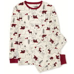 THE CHILDREN'S PLACE/チルドレンズプレイス Adult Matching Family Winter Forest Cotton パジャマ