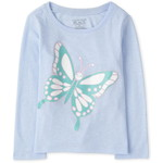 THE CHILDREN'S PLACE/チルドレンズプレイス Butterfly Graphic Tシャツ