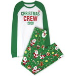 THE CHILDREN'S PLACE/チルドレンズプレイス Adult Matching Family Christmas Crew Cotton And Fleece パジャマ