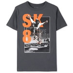 THE CHILDREN'S PLACE/チルドレンズプレイス Sk8 Graphic Tシャツ