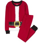 THE CHILDREN'S PLACE/チルドレンズプレイス Kids Matching Family Santa Suit Snug Fit Cotton パジャマ