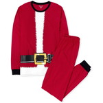 THE CHILDREN'S PLACE/チルドレンズプレイス Adult Matching Family Santa Suit Cotton パジャマ