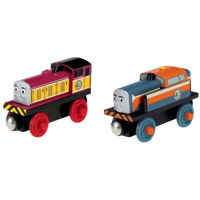 Fisher Price Thomas & Friends Wooden Railway  Den & Dart Engine
